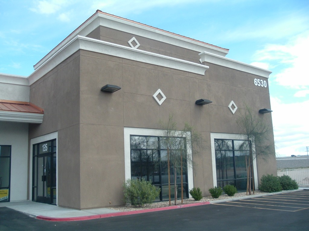 Commercial -Exterior-Painting-vegas-